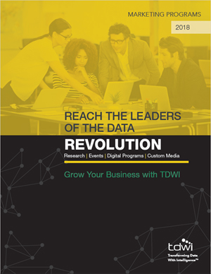 TDWI Marketing Opportunities Brochure Download (PDF)